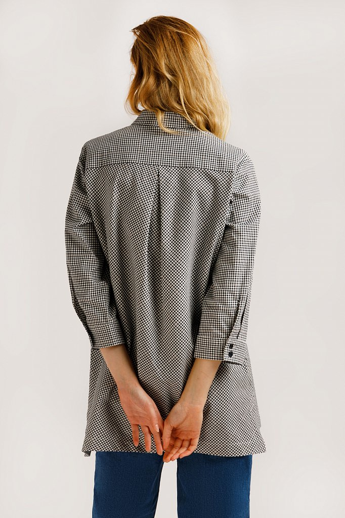 Блузка женская, Модель B20-12063, Фото №4