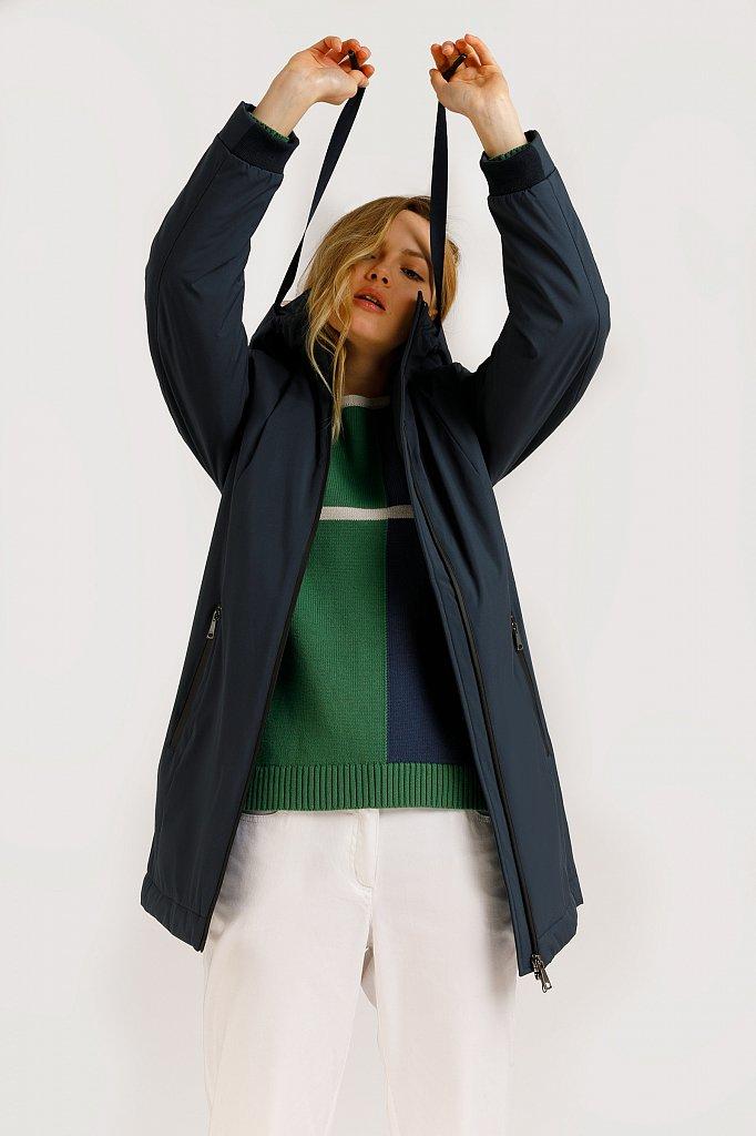 Полупальто женское, Модель B20-12083, Фото №1