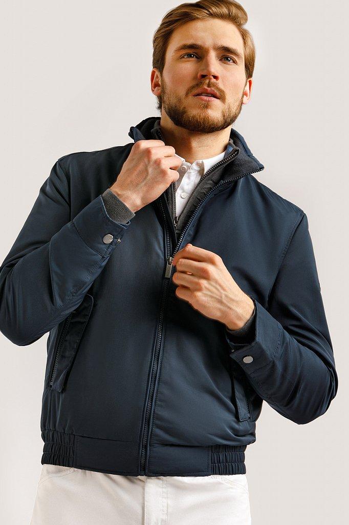 Куртка мужская, Модель B20-21010, Фото №1