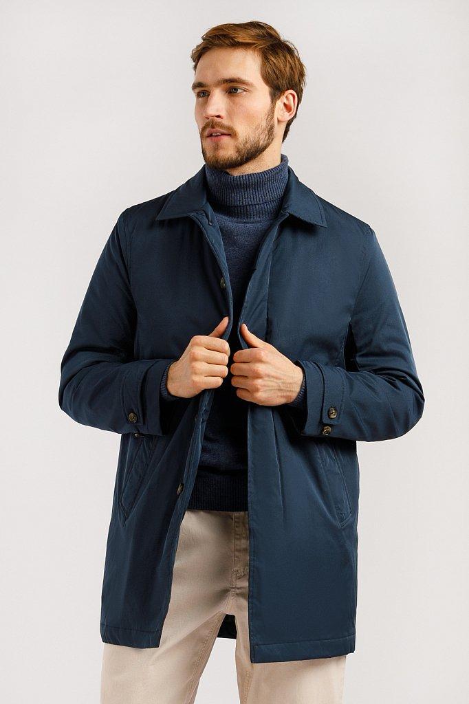 Пальто мужское, Модель B20-21041, Фото №1