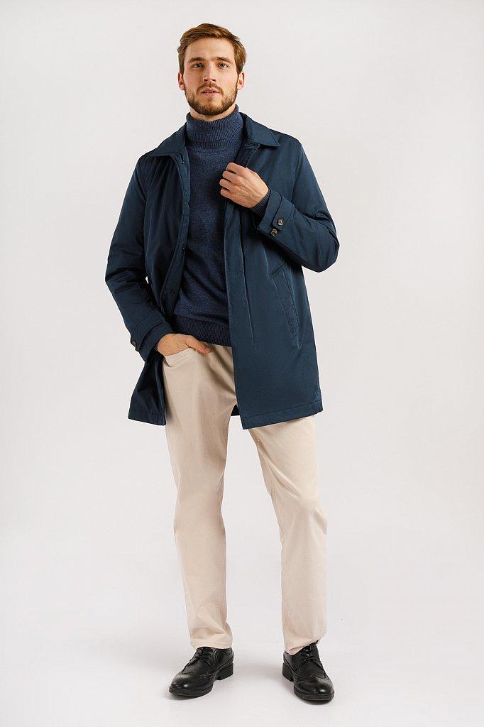 Пальто мужское, Модель B20-21041, Фото №2