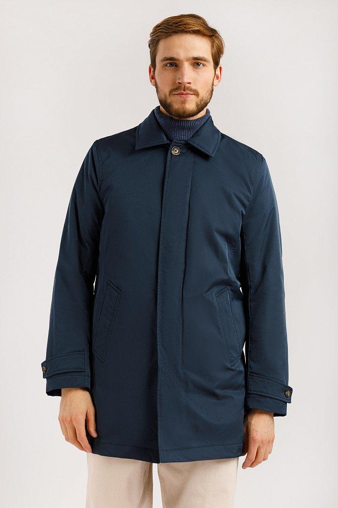 Пальто мужское, Модель B20-21041, Фото №3