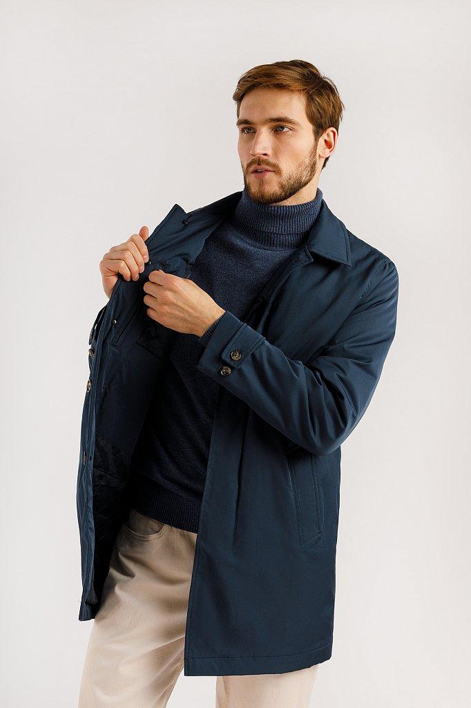 Пальто мужское, Модель B20-21041, Фото №6