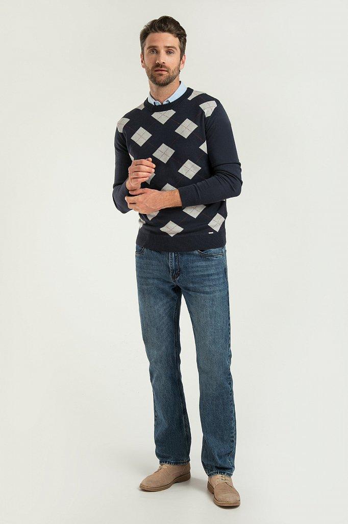 Джемпер мужской, Модель B20-21106, Фото №2