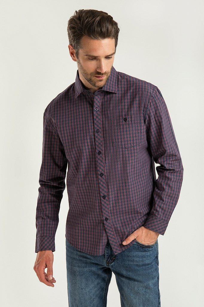 Рубашка мужская, Модель B20-22026, Фото №1