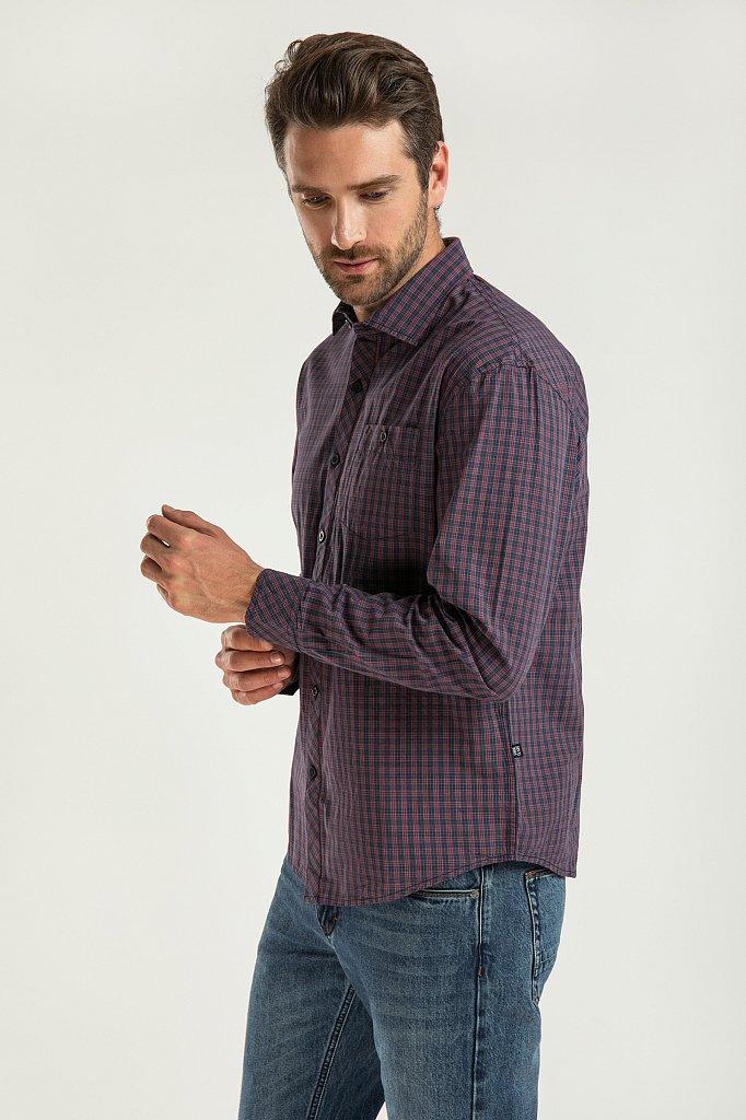 Рубашка мужская, Модель B20-22026, Фото №2