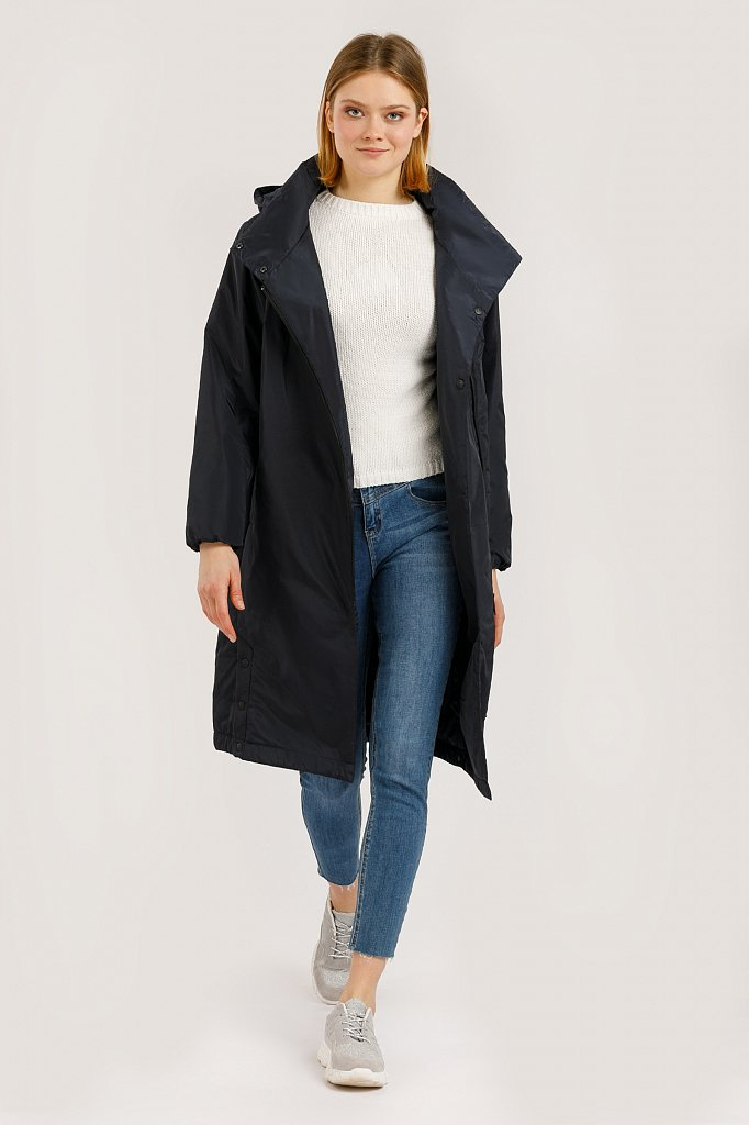Пальто женское, Модель B20-32004, Фото №2