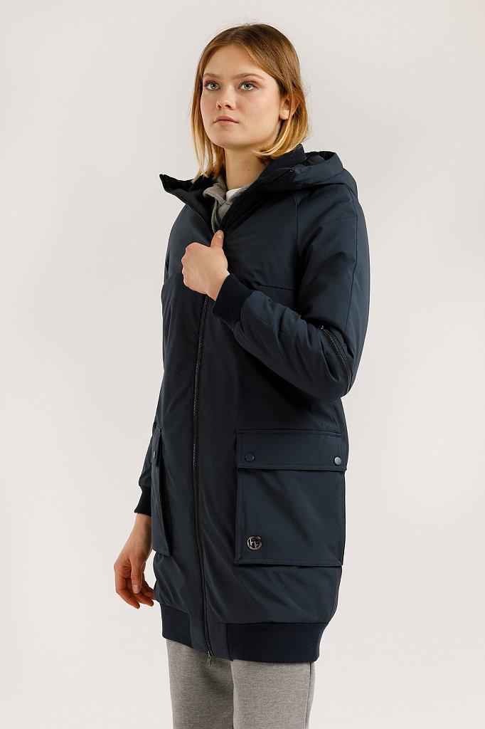 Пальто женское, Модель B20-32007, Фото №1