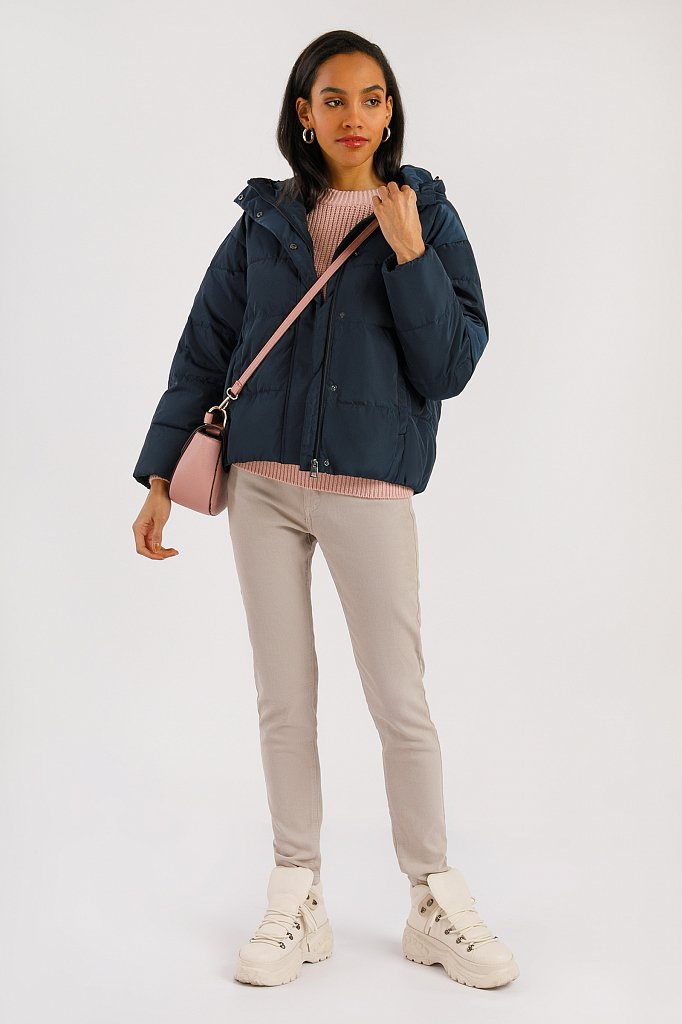 Куртка женская, Модель B20-32020, Фото №2
