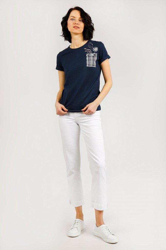 Футболка женская, Модель B20-32043, Фото №2