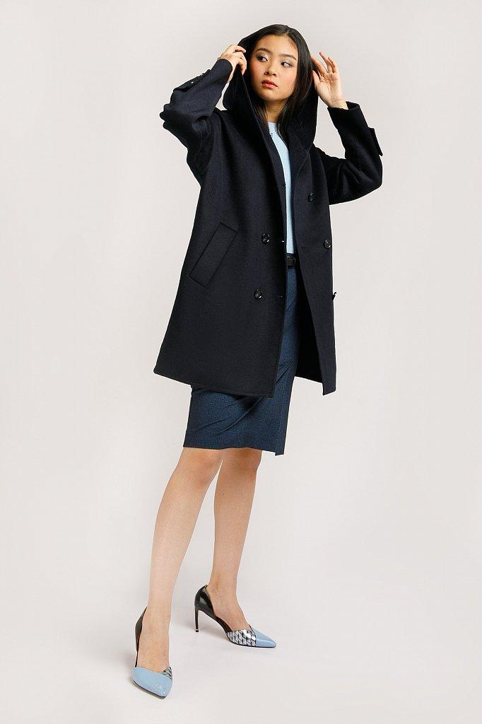 Полупальто женское, Модель B20-32056, Фото №2