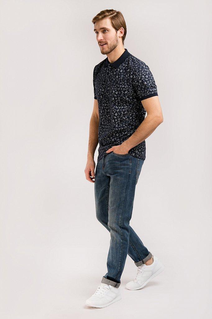 Поло мужское, Модель B20-42018, Фото №2