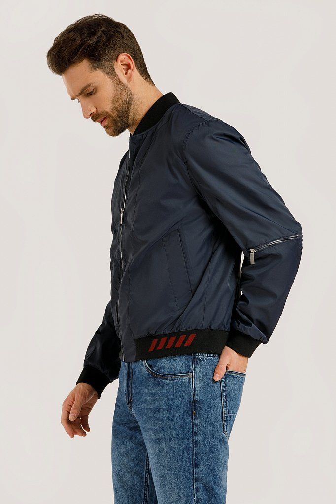 Куртка мужская, Модель B20-42027, Фото №3