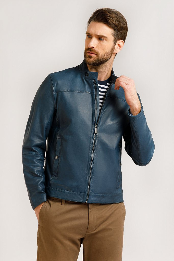 Куртка мужская, Модель B20-21804, Фото №3