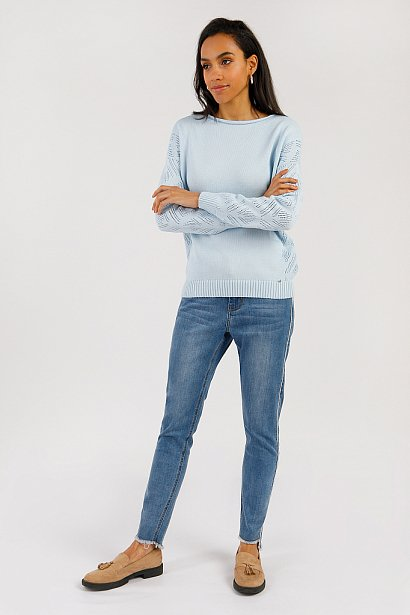 Джемпер женский, Модель B20-11127, Фото №2
