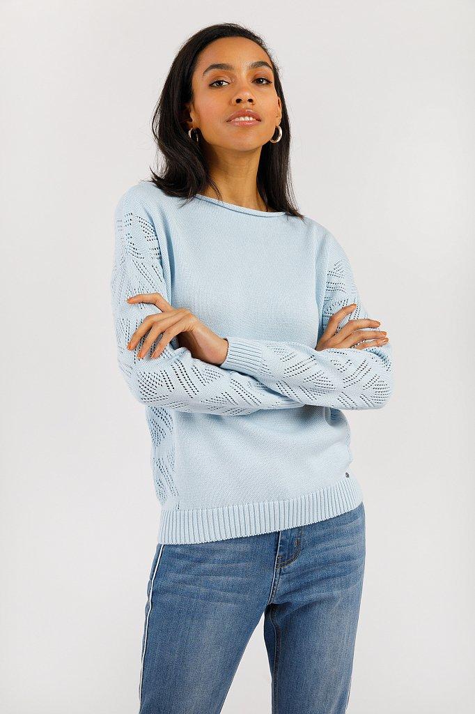 Джемпер женский, Модель B20-11127, Фото №1