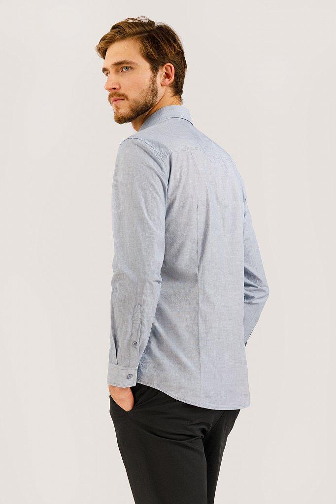 Рубашка мужская, Модель B20-21026, Фото №4