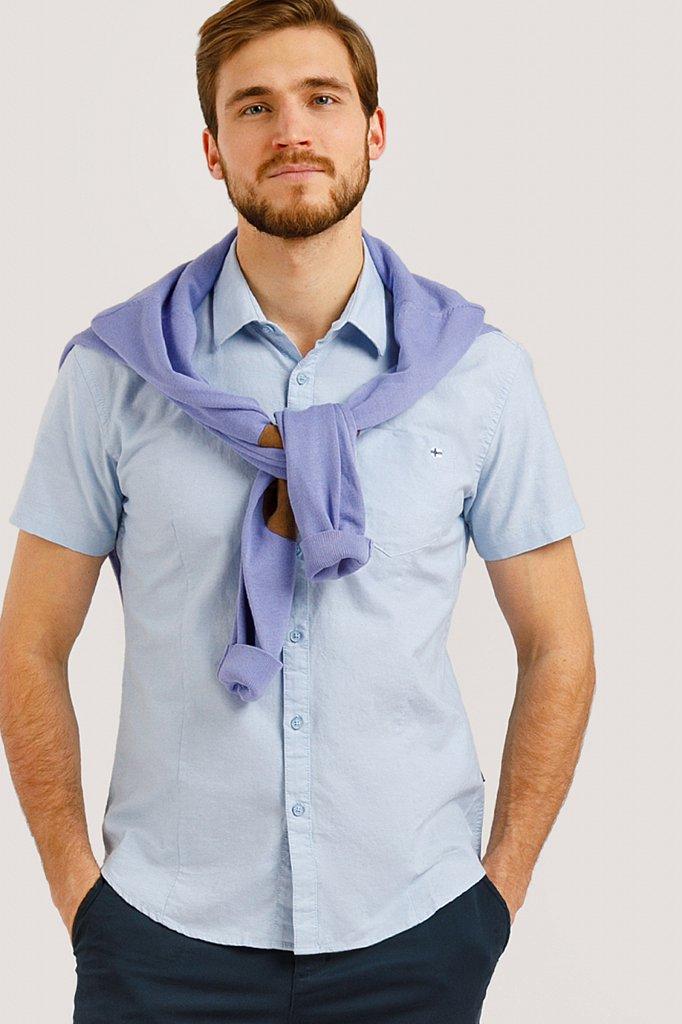 Рубашка мужская, Модель B20-42028, Фото №1