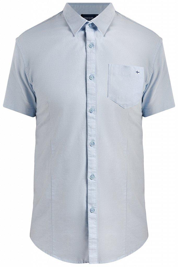 Рубашка мужская, Модель B20-42028, Фото №7