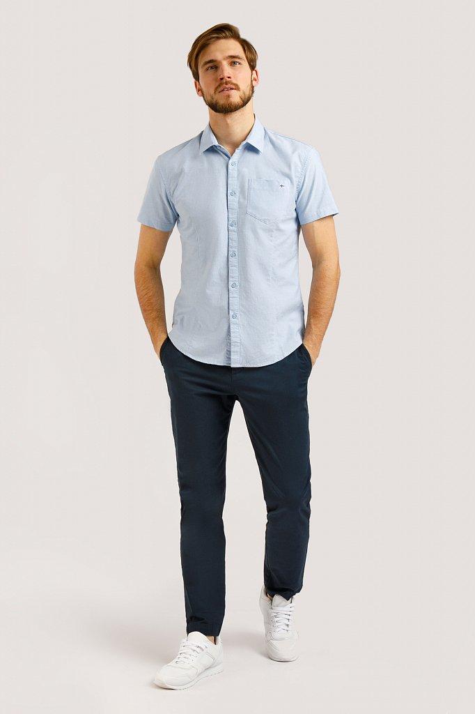 Рубашка мужская, Модель B20-42028, Фото №2