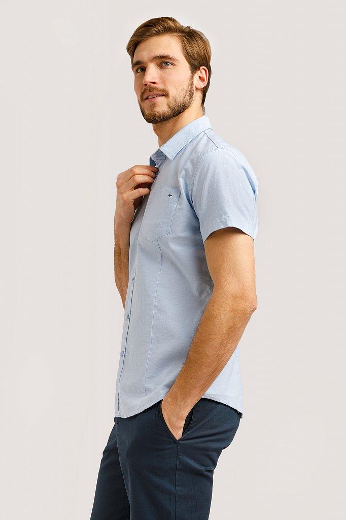 Рубашка мужская, Модель B20-42028, Фото №4