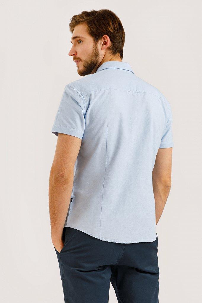 Рубашка мужская, Модель B20-42028, Фото №5