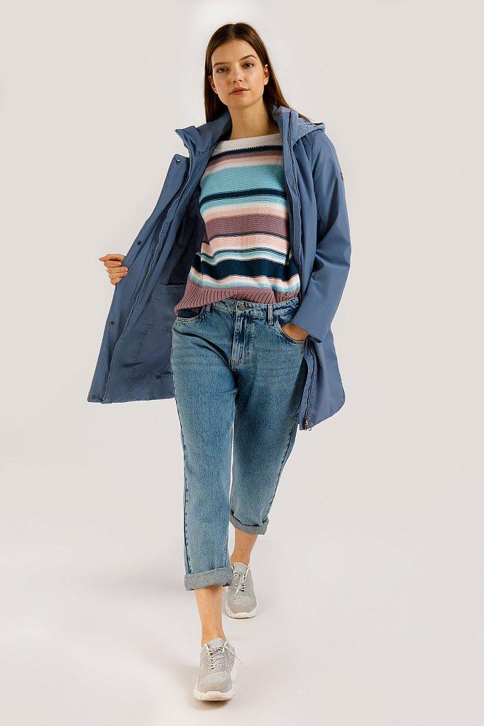 Пальто женское, Модель B20-11003, Фото №2