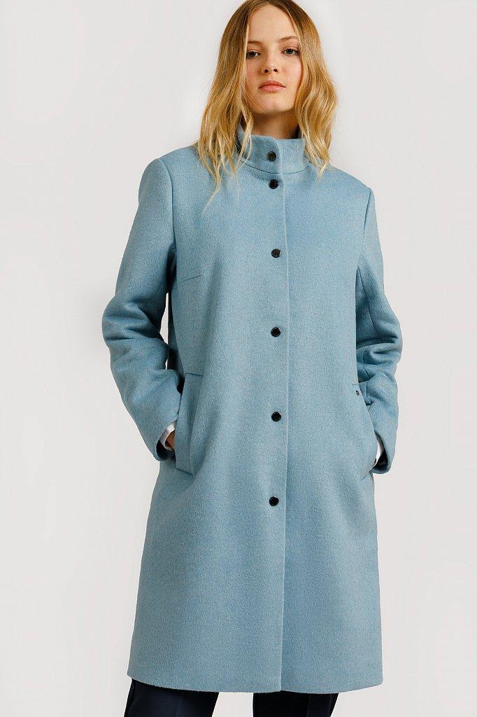 Пальто женское, Модель B20-11085, Фото №1