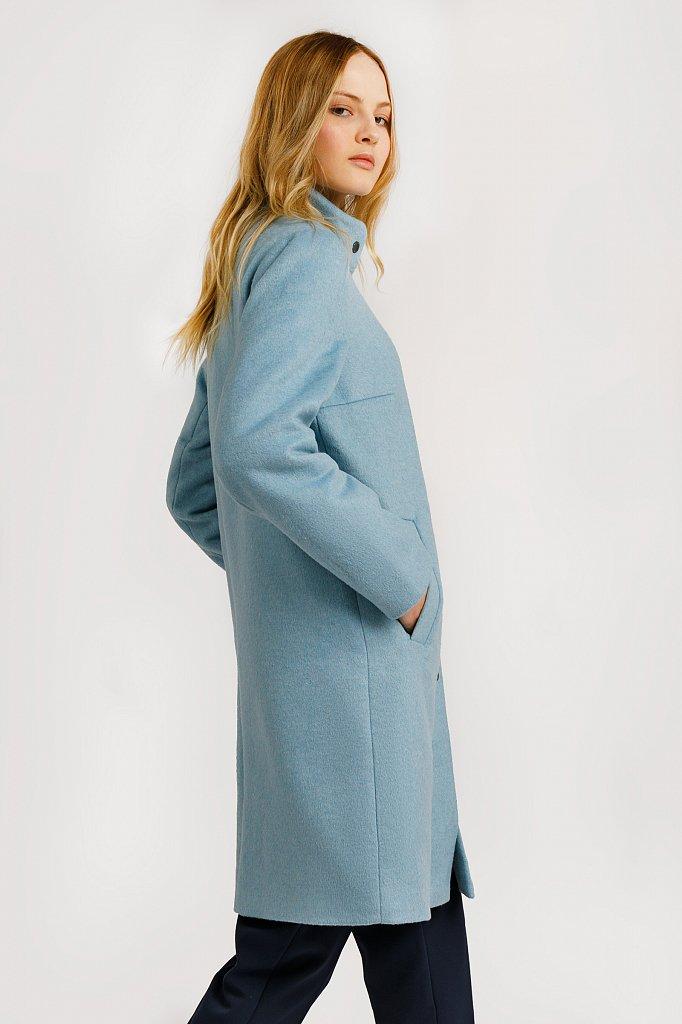 Пальто женское, Модель B20-11085, Фото №4