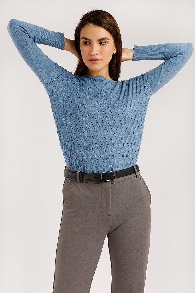 Джемпер женский, Модель B20-11130, Фото №1