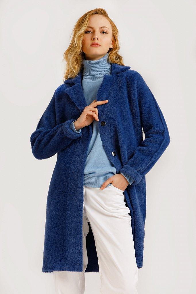 Пальто женское, Модель B20-11132, Фото №1