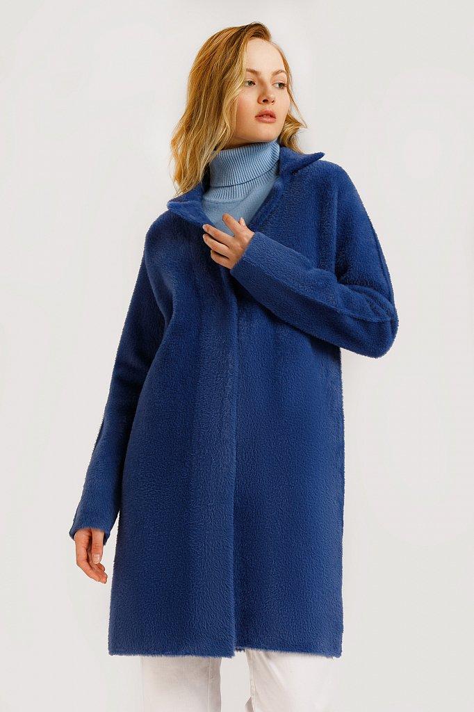 Пальто женское, Модель B20-11132, Фото №3