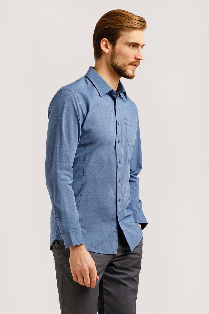 Рубашка мужская, Модель B20-21026, Фото №3