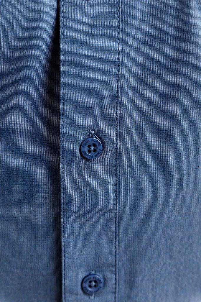 Рубашка мужская, Модель B20-21026, Фото №5