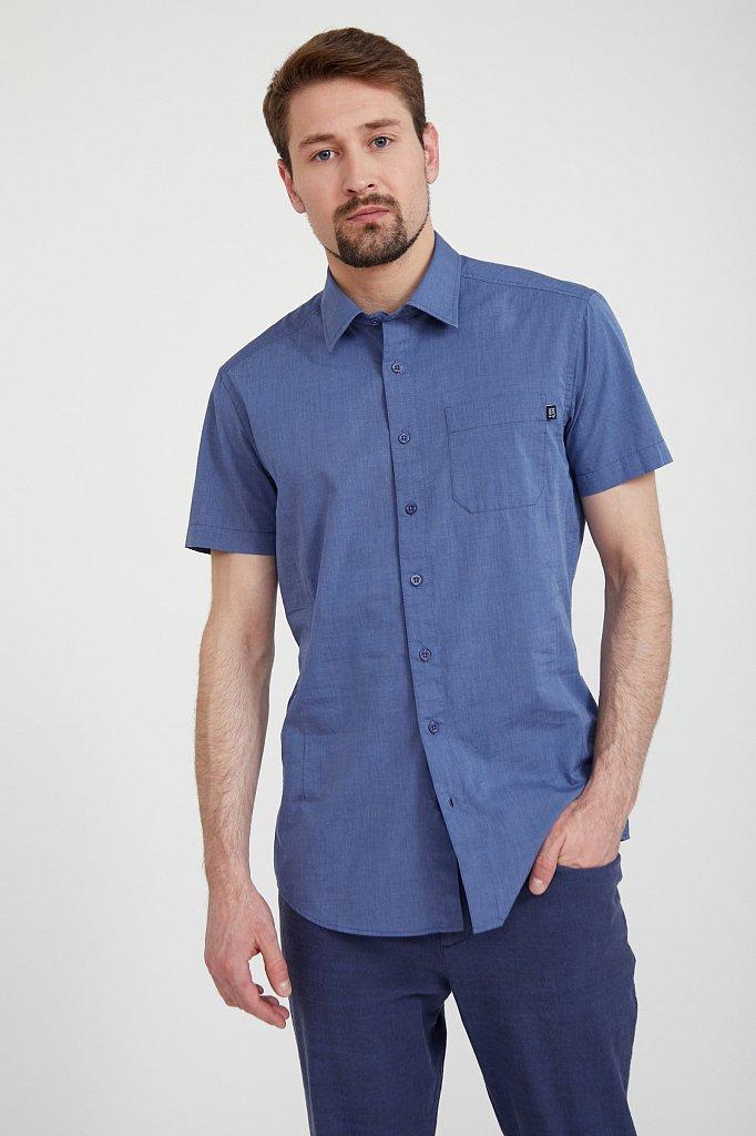 Рубашка мужская, Модель B20-21045, Фото №1