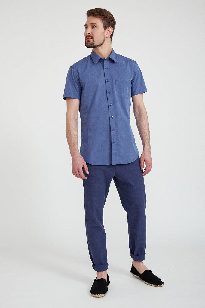 Рубашка мужская, Модель B20-21045, Фото №2
