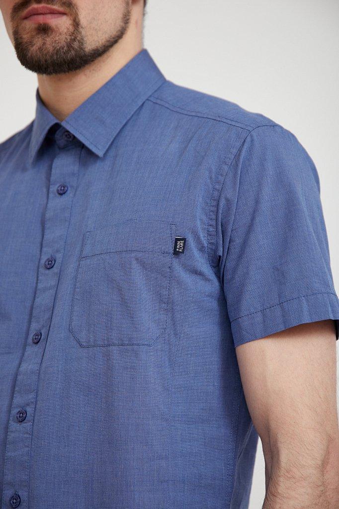 Рубашка мужская, Модель B20-21045, Фото №3