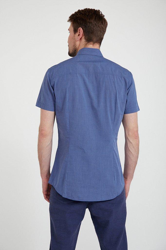 Рубашка мужская, Модель B20-21045, Фото №4
