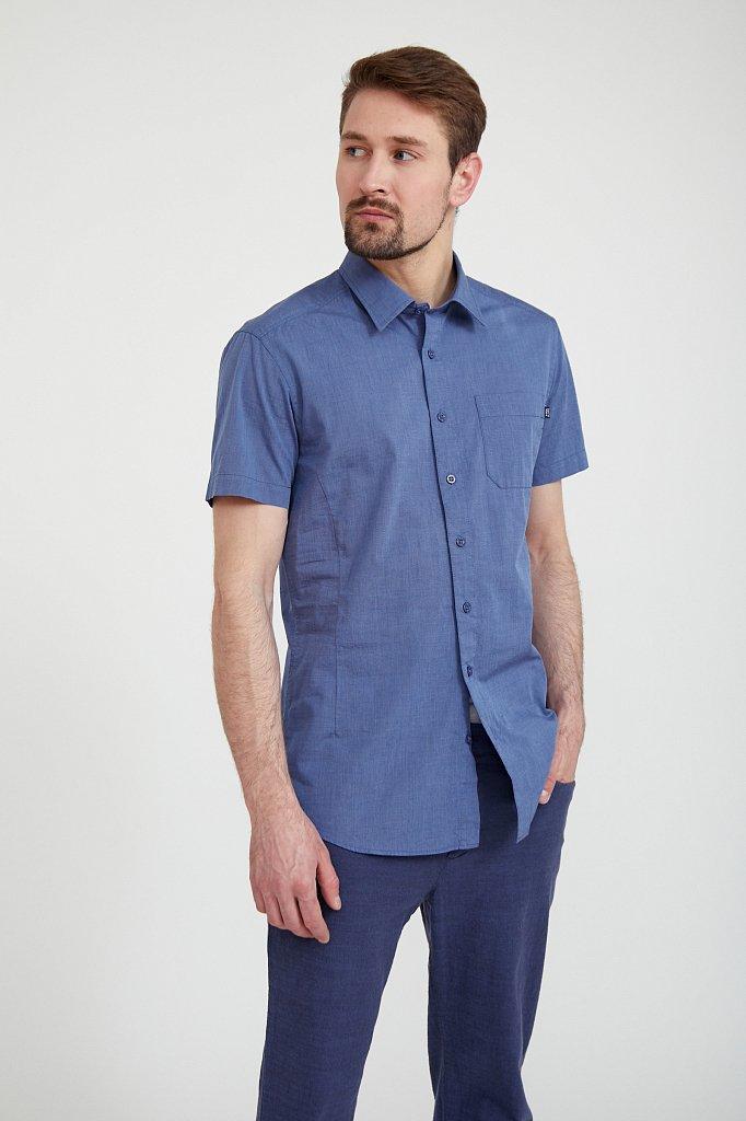 Рубашка мужская, Модель B20-21045, Фото №5