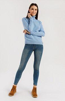 Брюки женские (джинсы), Модель B20-15027, Фото №2