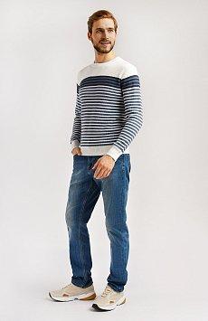 Брюки мужские (джинсы), Модель B20-25010, Фото №2