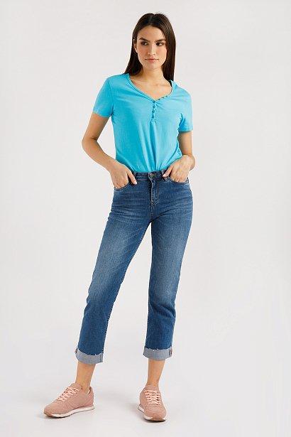 Брюки женские (джинсы), Модель B20-15001, Фото №1