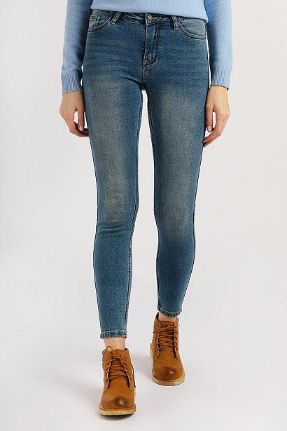 Брюки женские (джинсы), Модель B20-15027, Фото №1