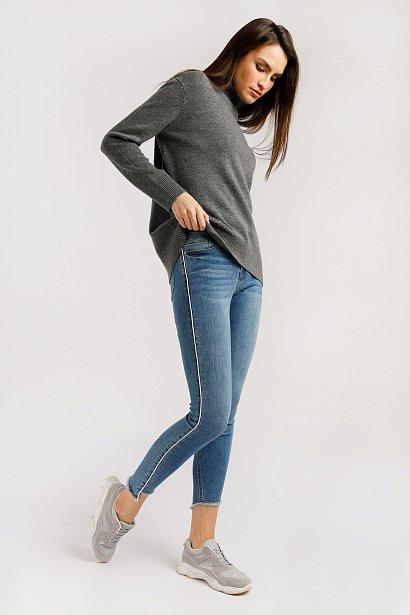 Брюки женские (джинсы), Модель B20-15034, Фото №1
