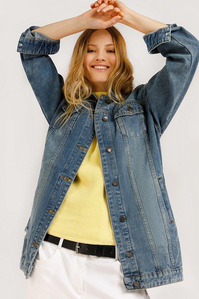 Куртка женская, Модель B20-15002, Фото №1