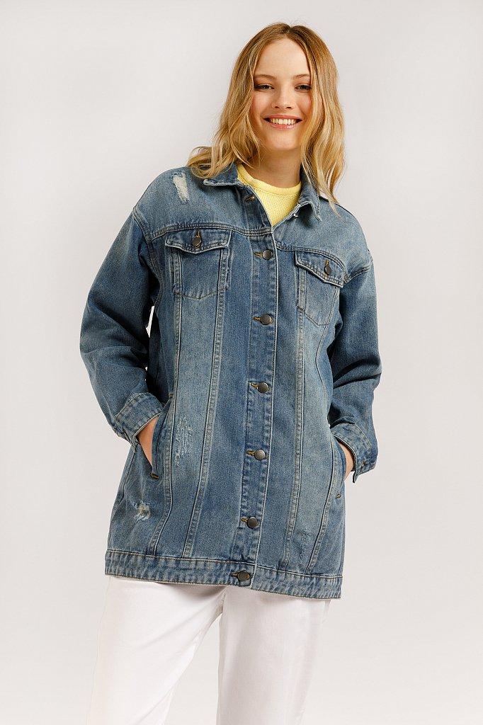 Куртка женская, Модель B20-15002, Фото №3