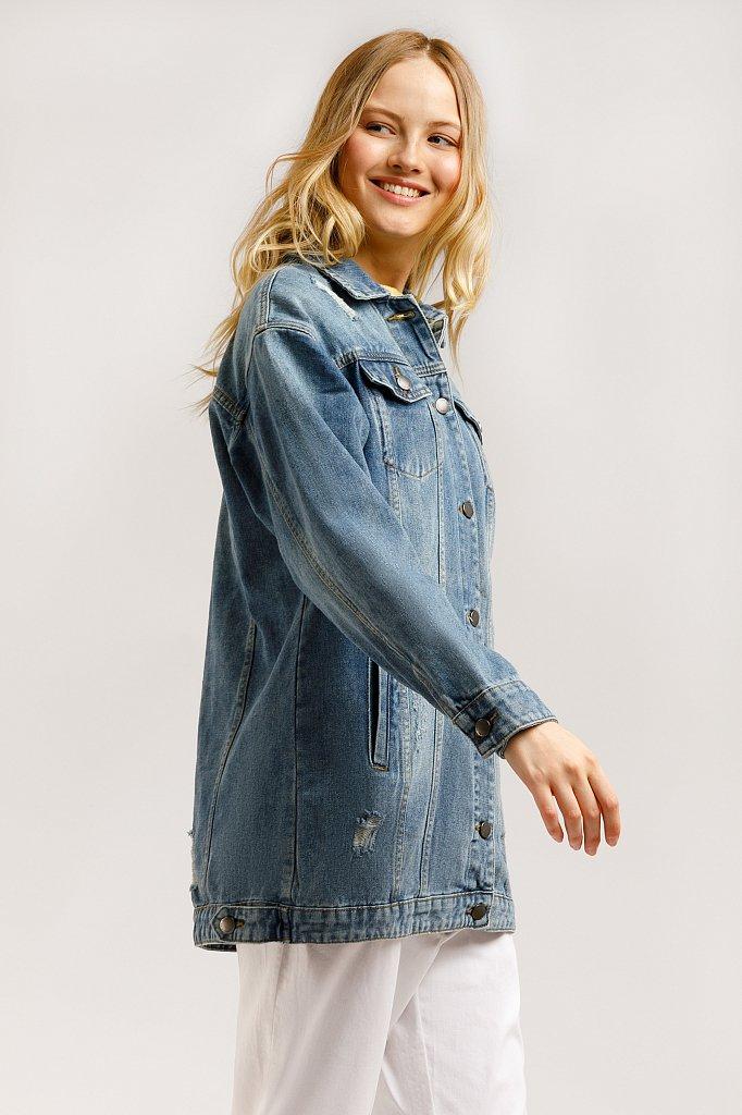 Куртка женская, Модель B20-15002, Фото №4