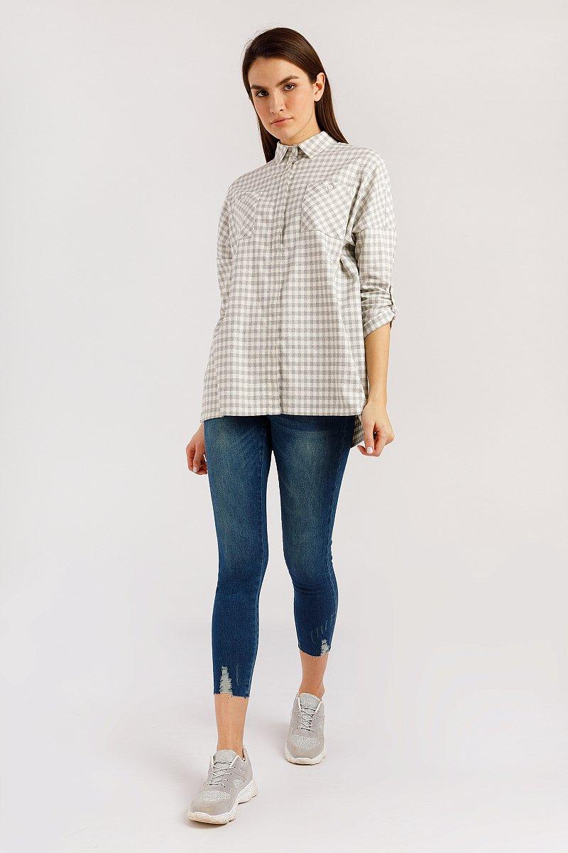 Брюки женские (джинсы), Модель B20-15019, Фото №1