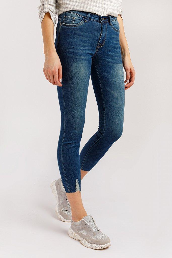 Брюки женские (джинсы), Модель B20-15019, Фото №3