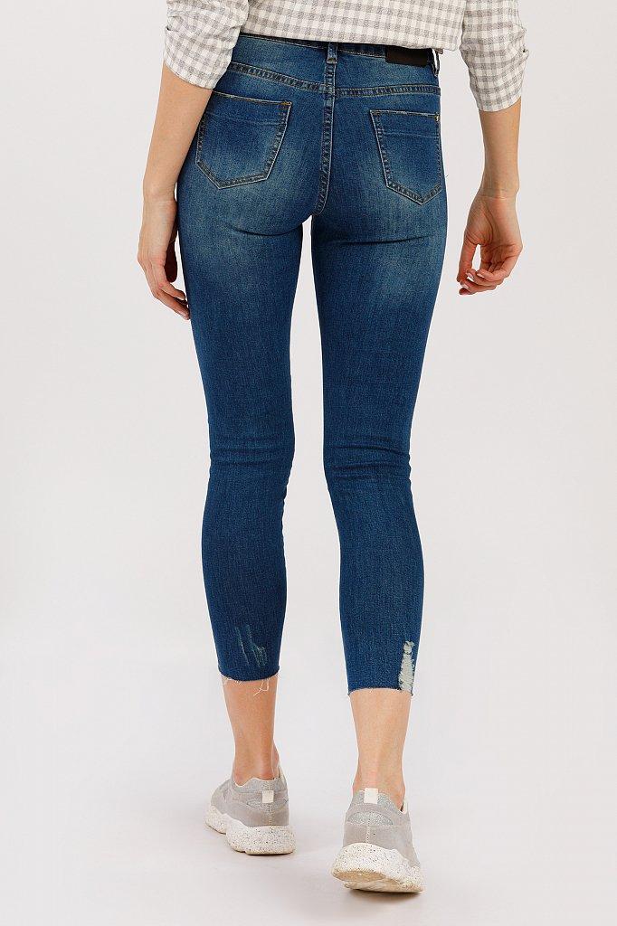 Брюки женские (джинсы), Модель B20-15019, Фото №4